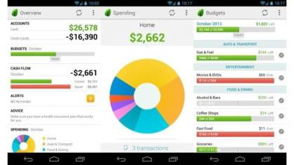 list of best budgeting personal finance apps by annielin listium